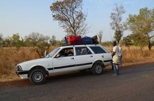Notre taxi-brousse