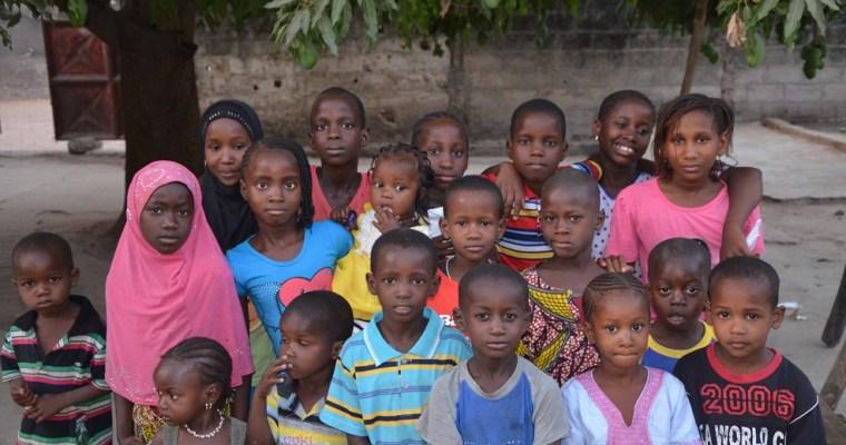 Le mythe de l'enfant africain