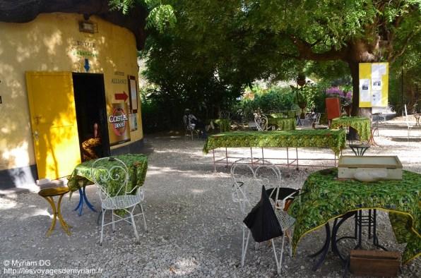 Le restaurant de l'Alliance Française