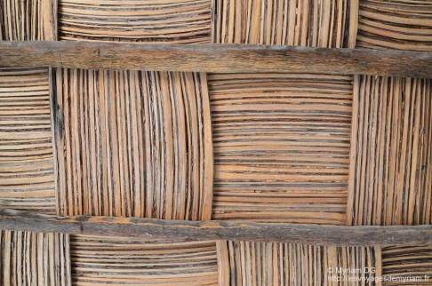 Le plafond typiquement sénégalais