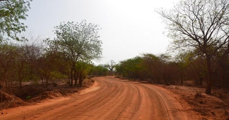 La réserve de Bandia