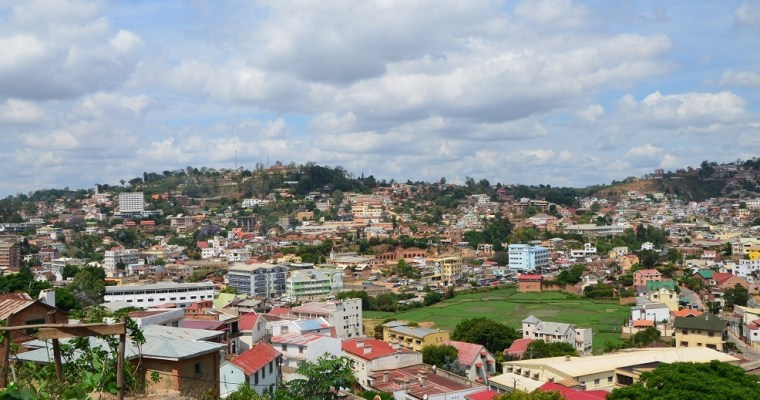 L'arrivée à Madagascar!
