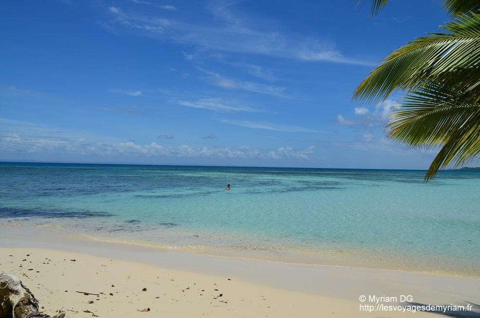 L'île Sainte Marie