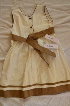 Robe Clarisse