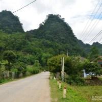 Départ pour le Lac de Thang Hen