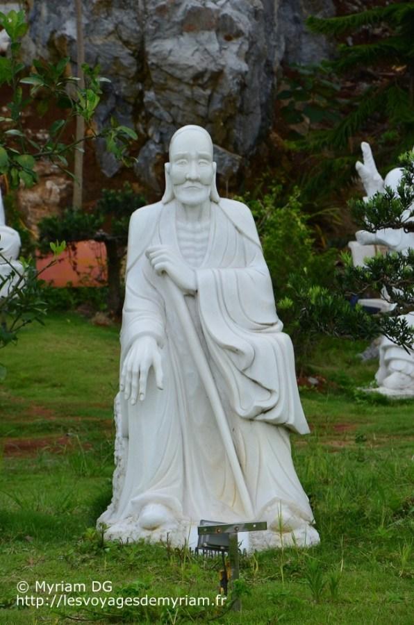 Le moine sage