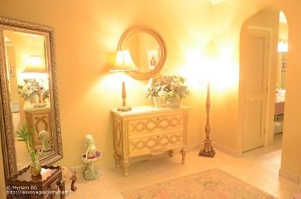 Jolis boudoir..