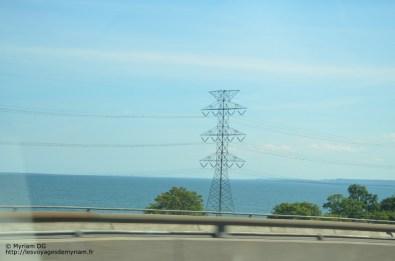 Vue sur le lac Ontario