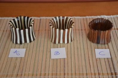 Bracelets os et corne de zébu, photo 1, 7€
