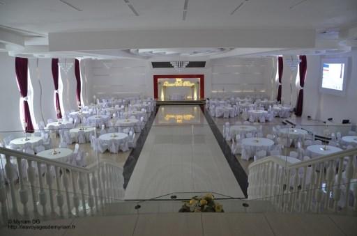 La salle de mariage