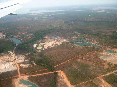 Darwin vue du ciel - Australie