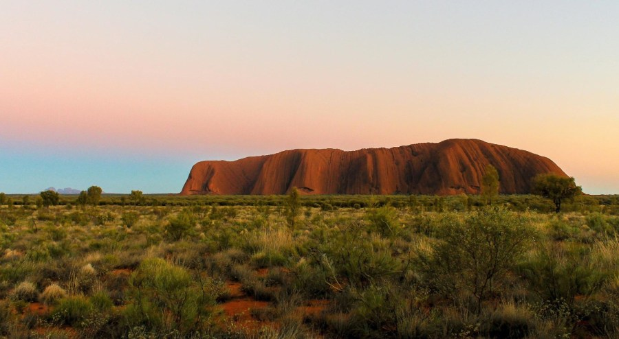 Uluru - Ayers Rock (Australie)