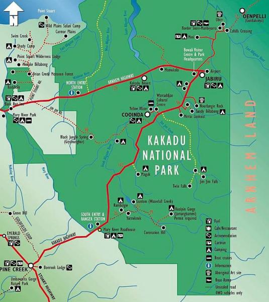 Kakadu NP - Australie