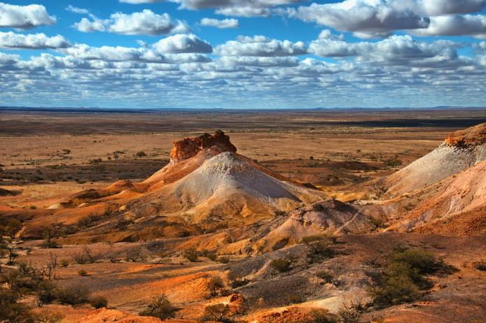 Coober Pedy - La cité de l'Opale et ses maisons troglodytes (Australie)