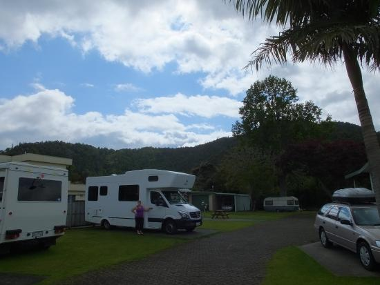Whangarei Top 10 Holiday Park - NZ