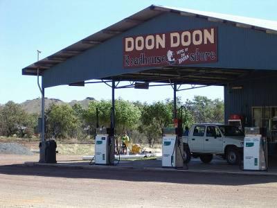 Doon Doon Roadhouse - Australie