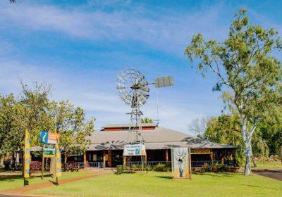 Le centre d'information de Kununurra - Australie