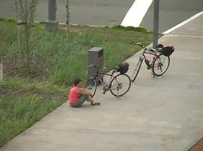 Balade en vélo à Québec