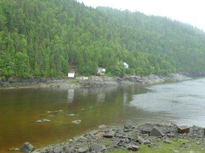 Sur la route vers la Malbaie - Québec