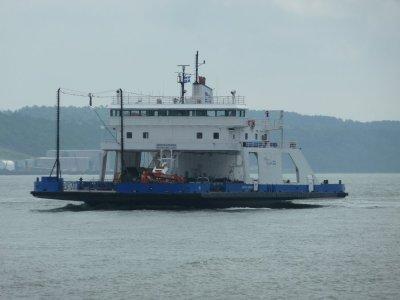 Ferry de l'Isle aux coudres - Québec