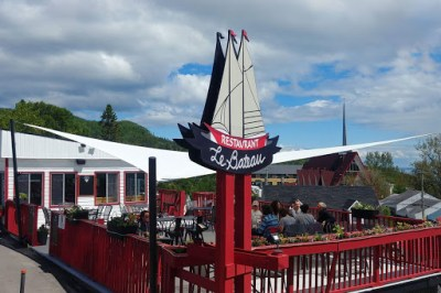 Restaurant le bateau - Tadoussac