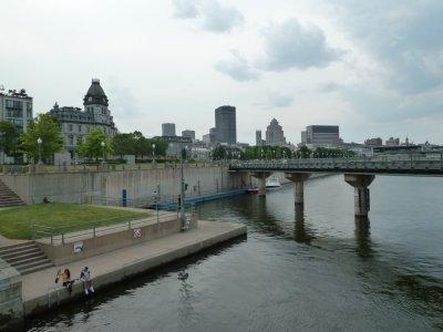 Le vieux port - Montréal
