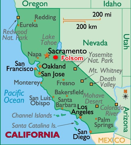 Folsom - Californie