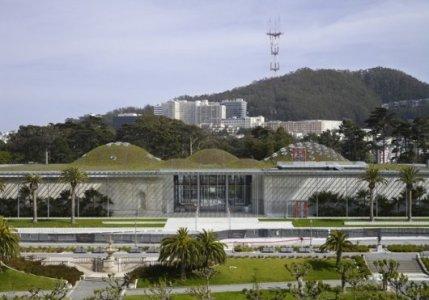 L'Académie des Sciences de Californie - San Francisco