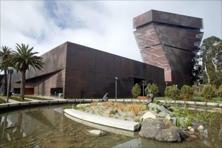Le musée De Young - San Francisco (Californie)