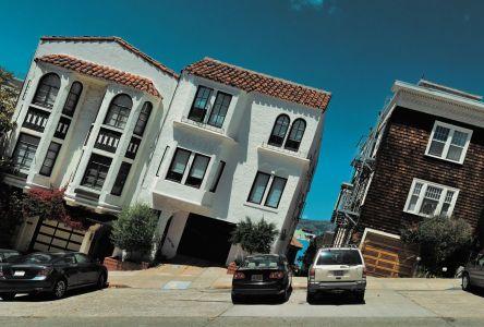 Les rues de San Francisco (Californie)