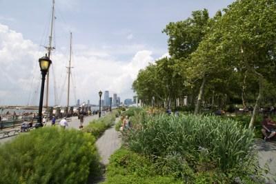 Battery Park - New York