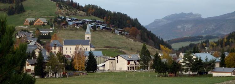 Balade à Villard de Lans - Isère (France)