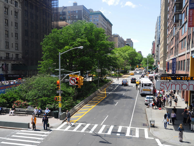Broadway Avenue - New York