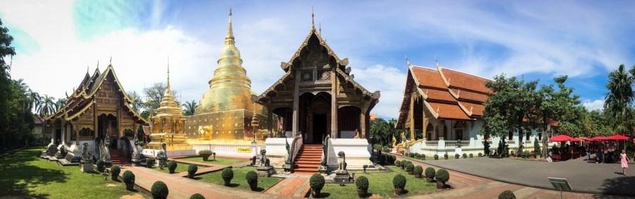 La ville de Chiang Mai - La rose du Nord (Thaïlande)