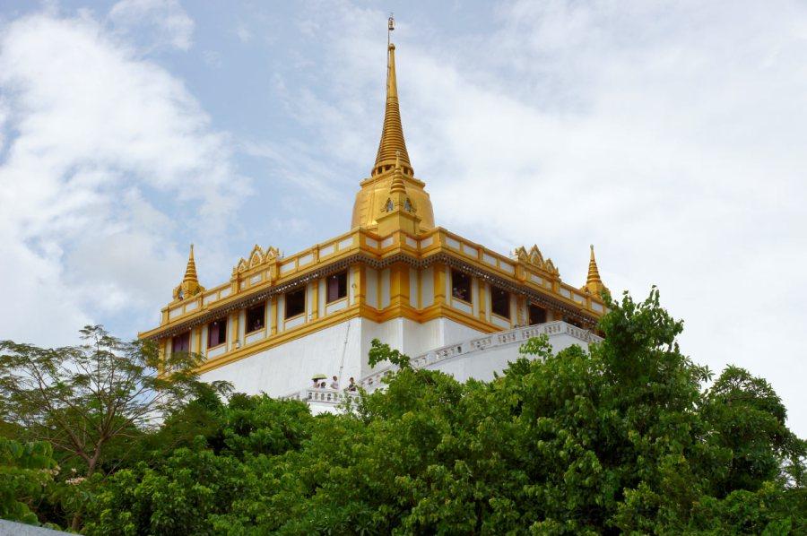 Wat Saket - Bangkok