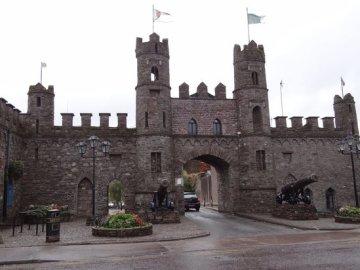 Château de Macroom - Comté de Cork (Irlande)