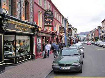Killarney - L'Anneau du Kerry (Irlande)