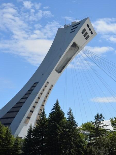 La Tour olympique de Montréal