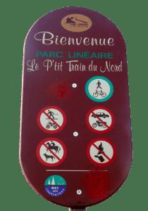 Le p'tit train du Nord  (Québec)