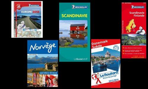 Guides et cartes Scandinavie