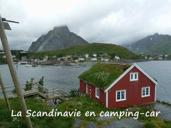 La Scandinavie en camping-car (2014)