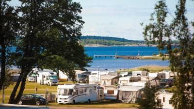 camping Lisebergsbyn - Göteborg (Suède)