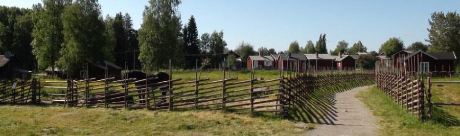Gammelstad Suède
