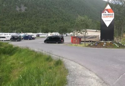 Tromso camping - Norvège
