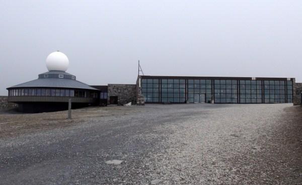 Le centre d'information et le musée du Cap Nord - Norvège