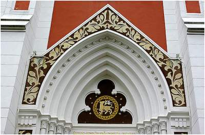 L'église Sainte Sophie - Jonkoping (Suède)