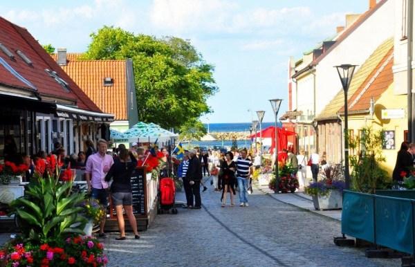 Simrishamn - Suède