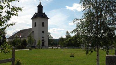 L'église de Sveg - Suède