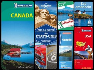 Guides et cartes