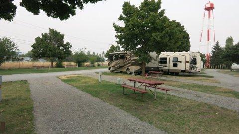 Camping Spokane Koa - Washington (USA)
